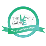 World Game Player Badge